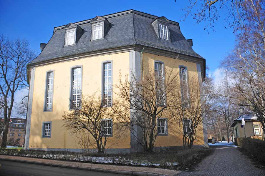 kirche arnstadt