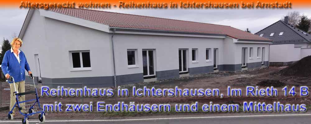Ichtershausen altersgerecht wohnen