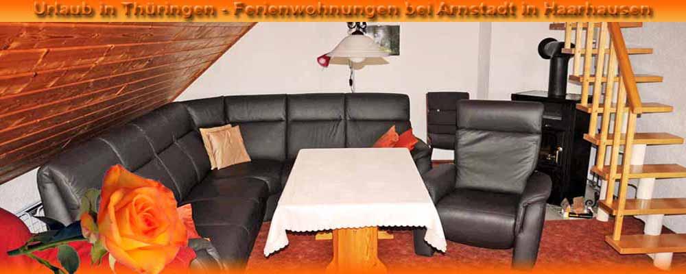m blierte wohnung arnstadt im haus th ringen bei arnstadt und erfurt. Black Bedroom Furniture Sets. Home Design Ideas